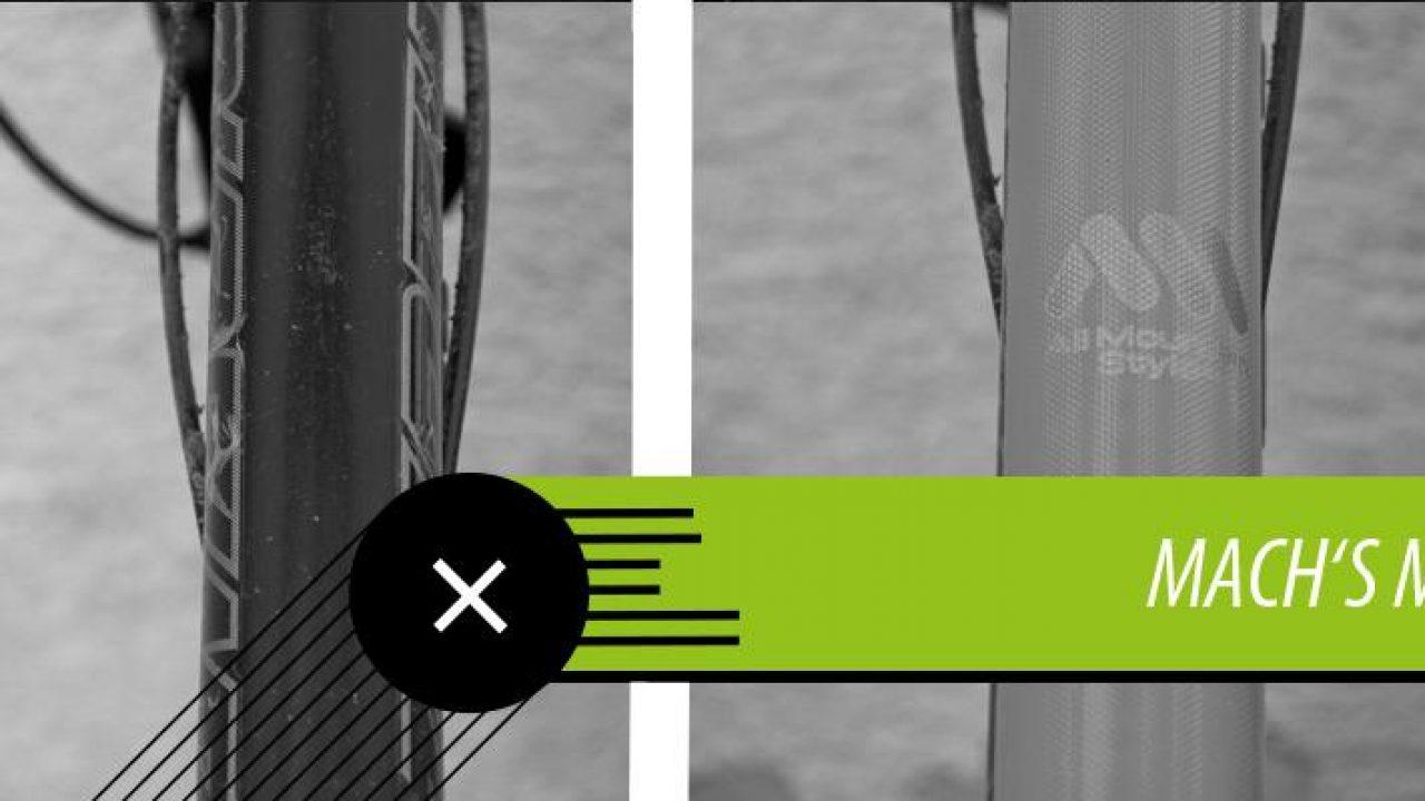 Focus Kettenstrebenschutz NEU Carbon Rahmenschutz zum kleben rotes LOGO