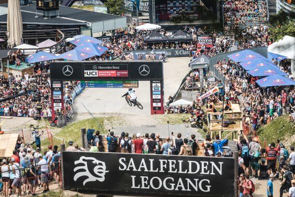 UCI DHI Worldcup Leogang 2019 Finals, DannyHart © Moritz Ablinger
