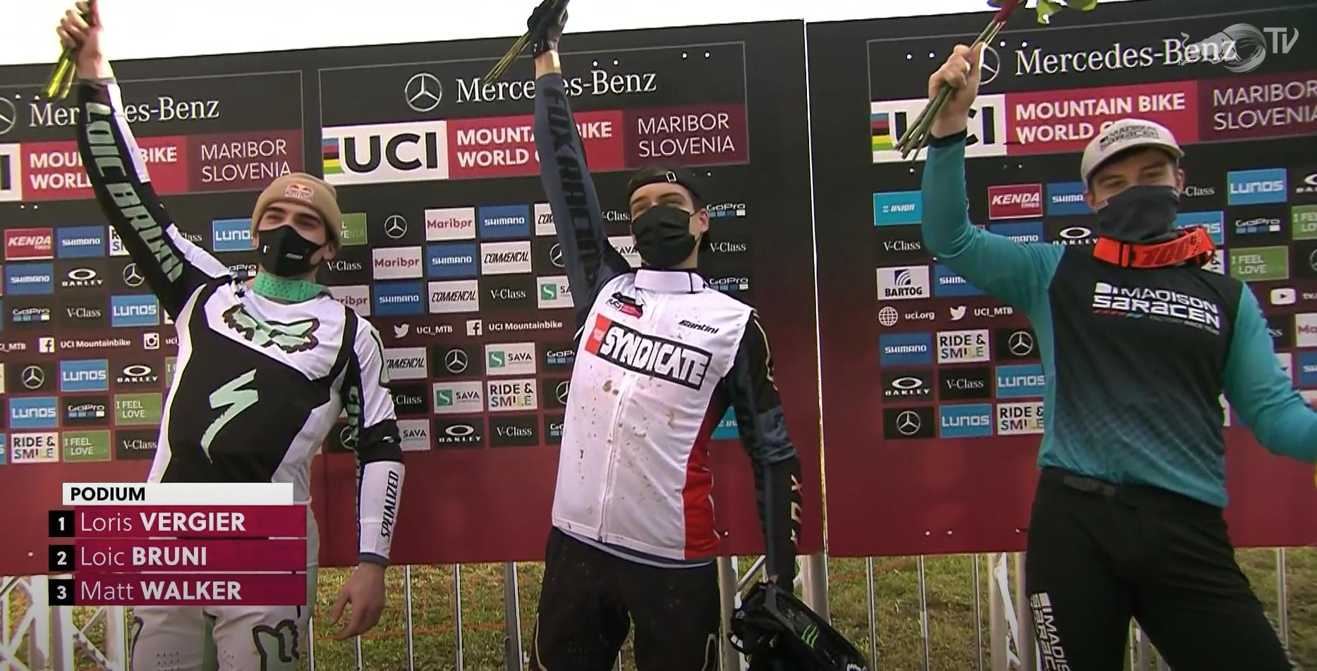 UCI World Cup Maribor 2 2020