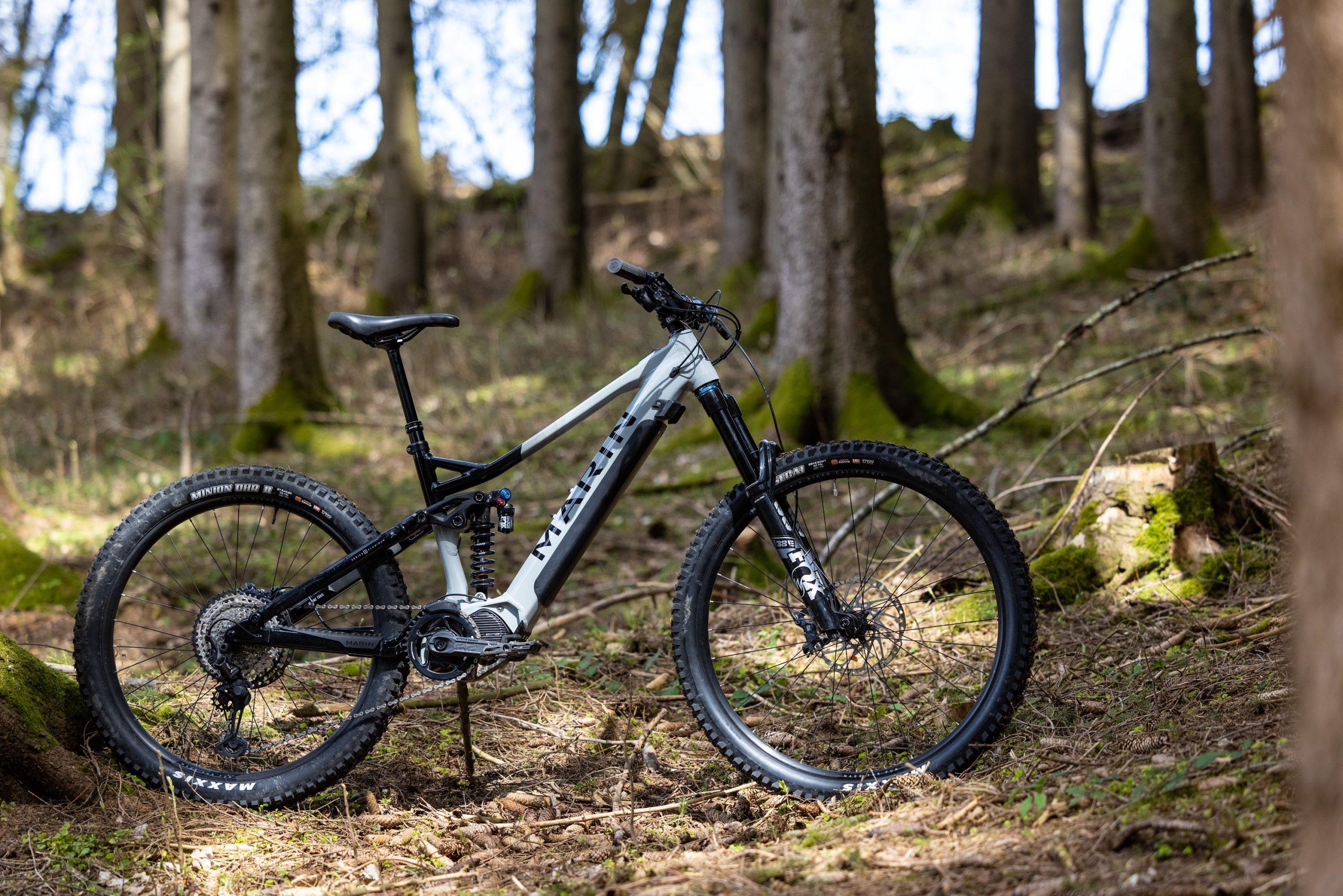 Marin E-Bike