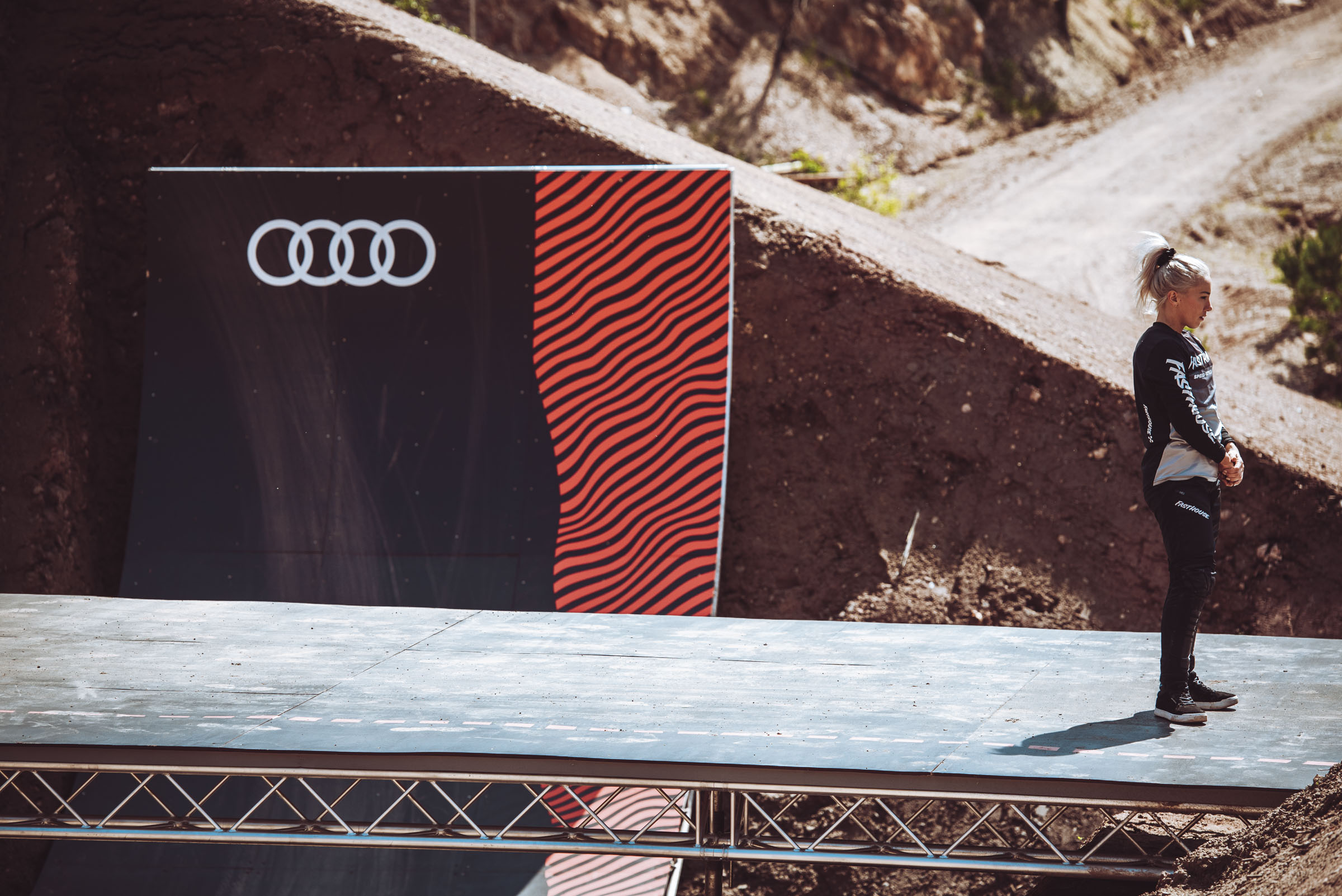 Audi Nines